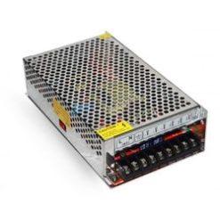 alimentatore in metallo ip 20 24v 10.5a 240w cod.13201
