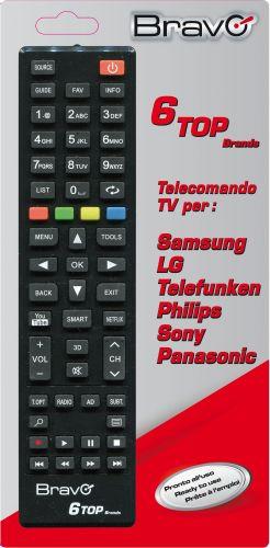 TELECOMANDO UNIVERSALE PER 6 MARCHE TOP6